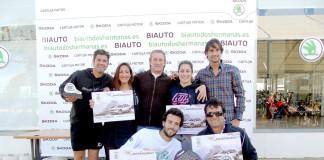 Torneo Solidario de Pádel Biauto Skoda