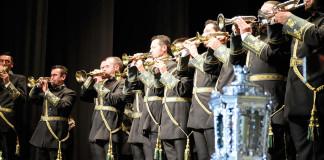La Banda de Cornetas y Tambores 'Entre azahares'