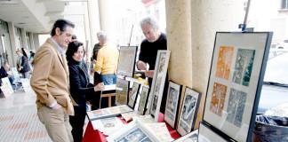Muestra de Artes Plásticas