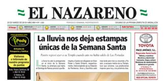 Periódico El Nazareno Nº 1020