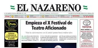 Periódico El Nazareno Nº 1021