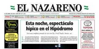 Periódico El Nazareno Nº 1024