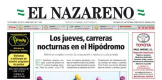 Periódico El Nazareno Nº 1023