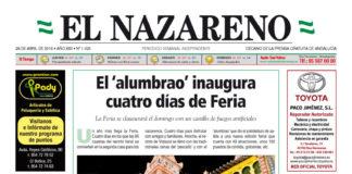 Periódico El Nazareno De Dos Hermanas Nº 1025