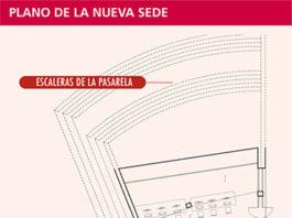 plano nueva sede Protección Civil