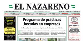 Periódico El Nazareno De Dos Hermanas Nº 1026