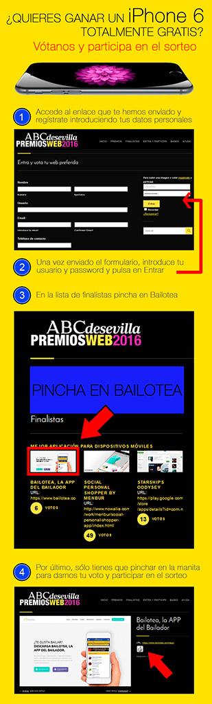 App Bailotea