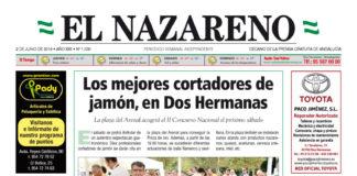 Periódico El Nazareno De Dos Hermanas Nº 1030