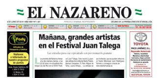 Periódico El Nazareno de Dos Hermanas nº 1031