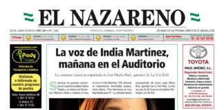 Periódico El Nazareno de Dos Hermanas nº 1033