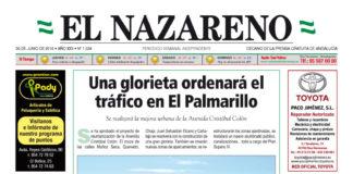 Periódico El Nazareno de Dos Hermanas nº 1034