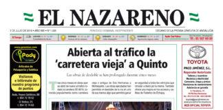 Periódico El Nazareno de Dos Hermanas nº 1035