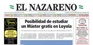 Periódico El Nazareno de Dos Hermanas nº 1036