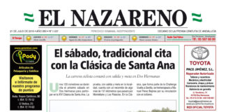 Periódico El Nazareno de Dos Hermanas nº 1037