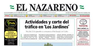 Periódico El Nazareno de Dos Hermanas nº 1040