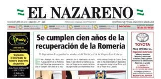 Periódico El Nazareno de Dos Hermanas nº 1043