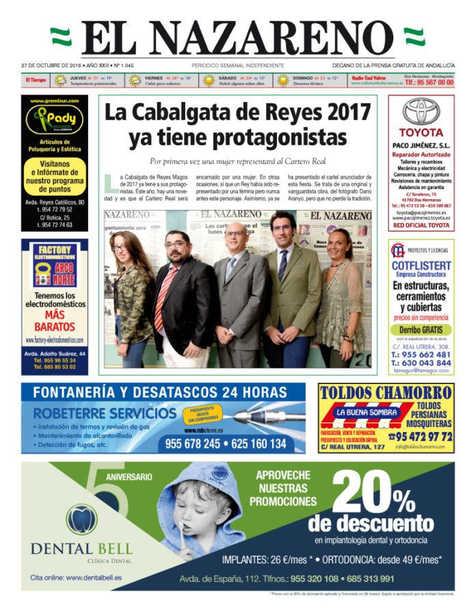 Periódico El Nazareno nº 1045