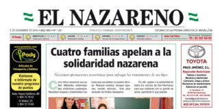 Periódico El Nazareno nº 1051 de 7 de diciembre de 2016