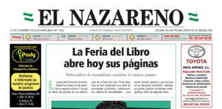 Periódico El Nazareno nº 1052 de 15 de diciembre de 2016