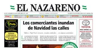 Periódico El Nazareno nº 1053 de 22 de diciembre de 2016