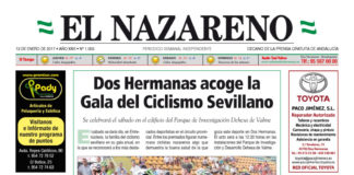 Periódico El Nazareno nº 1055 de 12 de enero de 2017