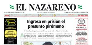 Periódico El Nazareno nº 1057 de 26 de enero de 2017