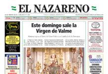 Periódico El Nazareno nº 1061 de 23 de febrero de 2017