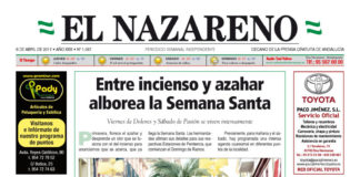 Periódico El Nazareno nº 1067 de 6 de abril de 2017