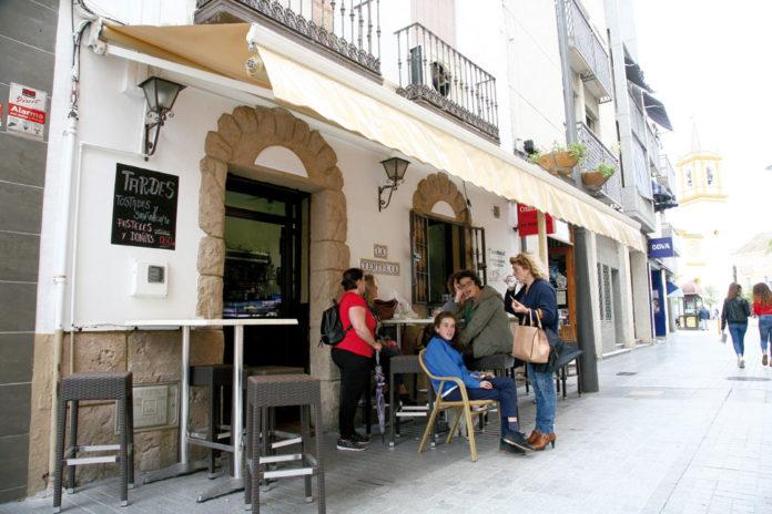 bar La Tertulia