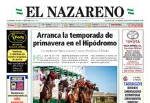 Periódico El Nazareno nº 1071 de 4 de mayo de 2017