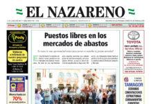 Periódico El Nazareno nº 1075 de 1 de junio de 2017