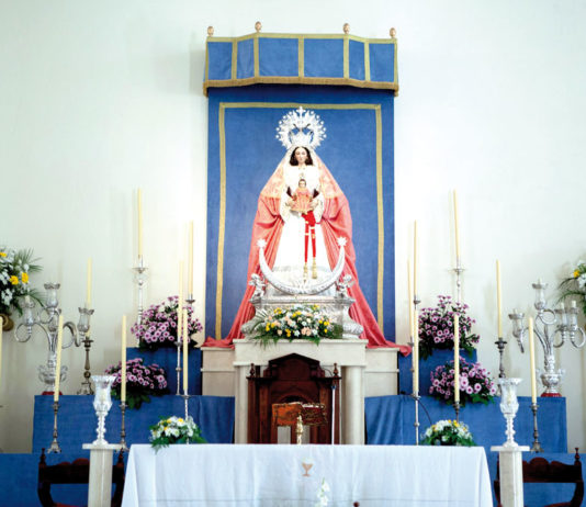 Señora de los Ángeles