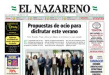 Periódico El Nazareno nº 1076 de 8 de junio de 2017
