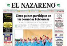 Periódico El Nazareno nº 1080 de 6 de julio de 2017