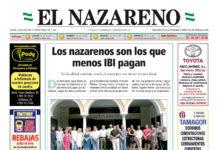 Periódico El Nazareno nº 1081 de 13 de julio de 2017
