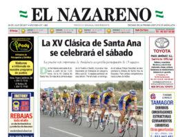 Periódico El Nazareno nº 1082 de 20 de julio de 2017