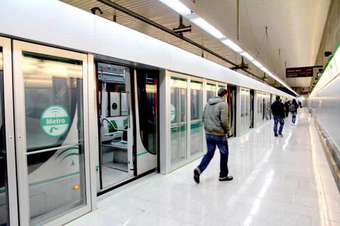 servicio de Metro
