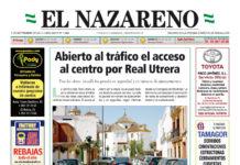 Periódico El Nazareno nº 1083 de 7 de septiembre de 2017