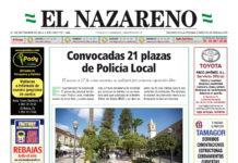 Periódico El Nazareno nº 1085 de 21 de septiembre de 2017