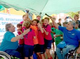 I Torneo Solidario de Fútbol Base