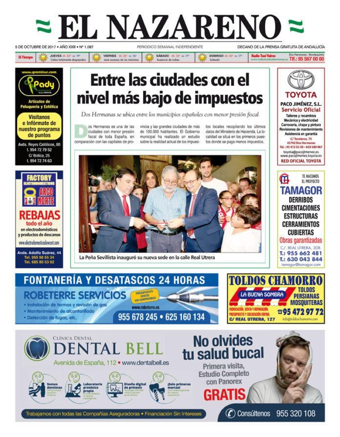 Periódico El Nazareno nº 1087