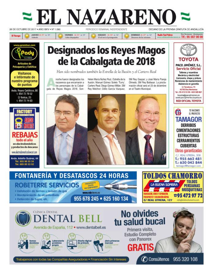Periódico El Nazareno nº 1090
