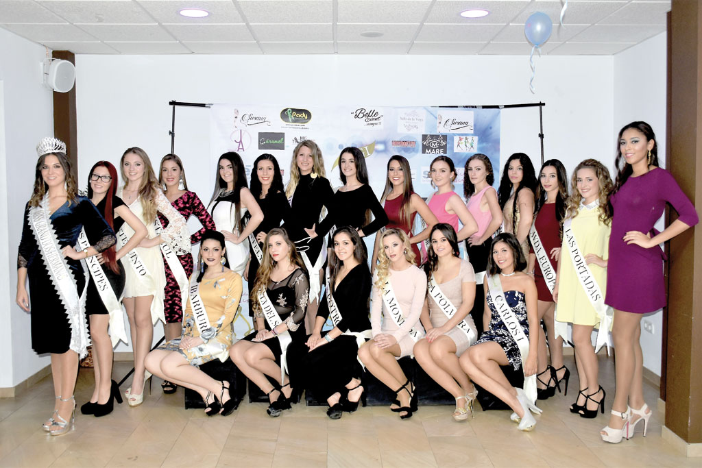 El domingo se celebra el certamen de belleza miss grand for Gimnasio dos hermanas