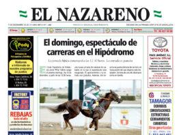 Periódico El Nazareno nº 1096 de 7 de diciembre de 2017