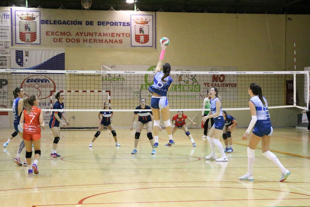 """Resultado de imagen de Campeonato de Voleibol """"Ciudad de Dos Hermanas"""""""