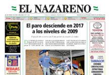 Periódico El Nazareno nº 1.102 de 25 de enero de 2018