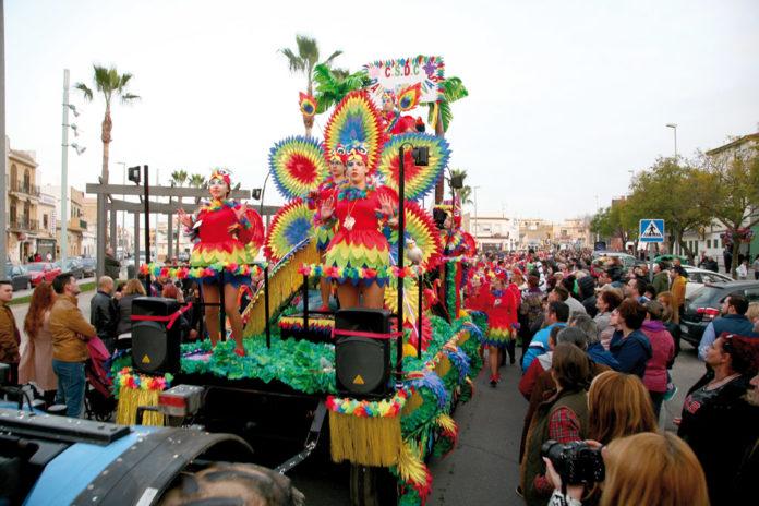 Cabalgata de Carnaval