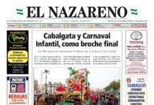 Periódico El Nazareno nº 1.104 de 8 de febrero de 2018