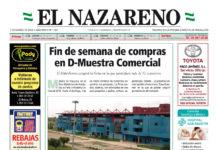 Periódico El Nazareno nº 1.107 de 1 de marzo de 2018