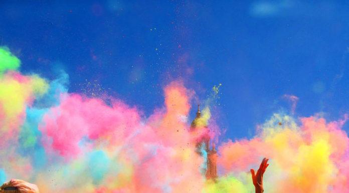 Holi Festival of Colours 2018 Dos Hermanas